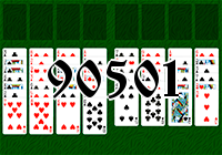 Solitaire №90501