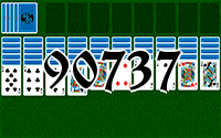 Solitaire №90737