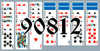 Solitaire №90812