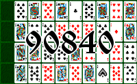 Solitaire №90840