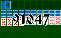 Solitaire №91047
