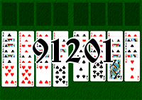 Solitaire №91201