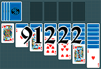 Solitaire №91222