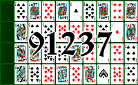 Solitaire №91237