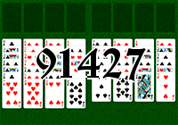 Solitaire №91427