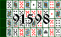 Solitaire №91598