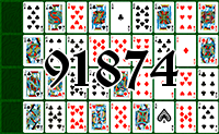 Solitaire №91874