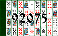 Solitaire №92075