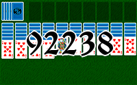 Solitaire №92238