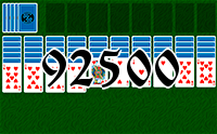 Solitaire №92500