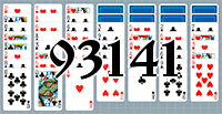 Solitaire №93141