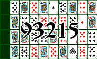 Solitaire №93215