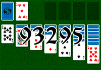Solitaire №93295