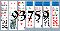 Solitaire №93759