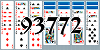 Solitaire №93772