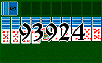 Solitaire №93924