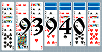 Solitaire №93940