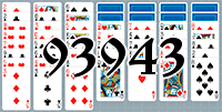 Solitaire №93943