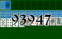 Solitaire №93947