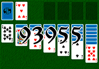 Solitaire №93955