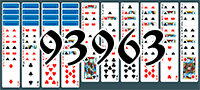 Solitaire №93963