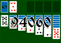 Solitaire №94060