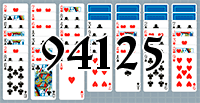 Solitaire №94125