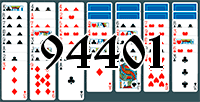 Solitaire №94401