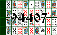 Solitaire №94407