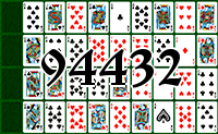 Solitaire №94432
