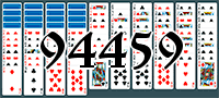 Solitaire №94459