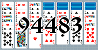 Solitaire №94483