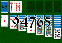 Solitaire №94765