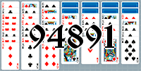 Solitaire №94891