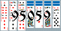 Solitaire №95059