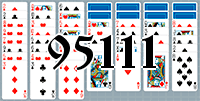 Solitaire №95111