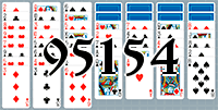 Solitaire №95154