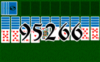 Solitaire №95266