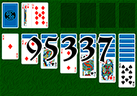 Solitaire №95337