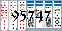 Solitaire №95747
