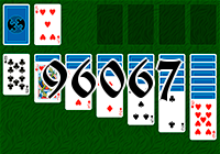 Solitaire №96067
