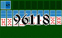 Solitaire №96118