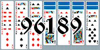 Solitaire №96189