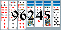 Solitaire №96245