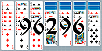 Solitaire №96296