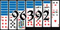 Solitaire №96392