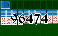 Solitaire №96474