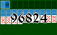 Solitaire №96824