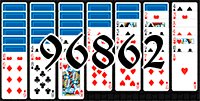 Solitaire №96862