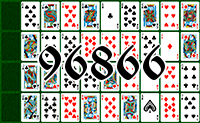 Solitaire №96866